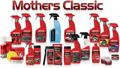 Mothers Car Care >> Mothers Polishes Products Ziggys Design Driven